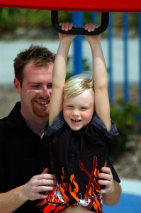 Are Dads facing discrimination on the playground?